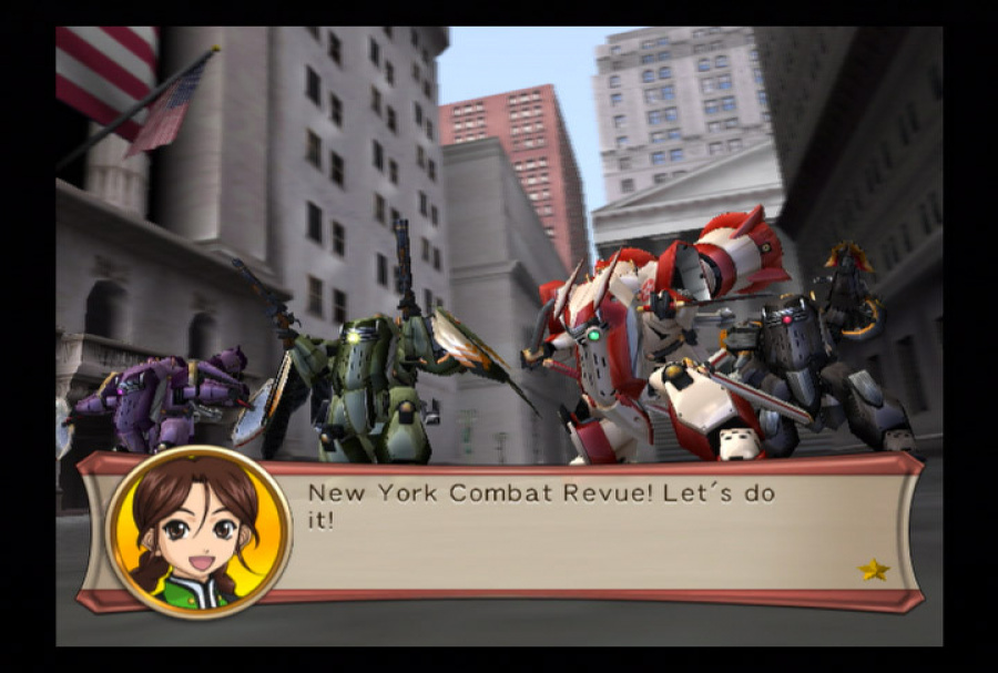 Sakura Wars: So Long, My Love Review - Screenshot 6 of 6