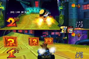 Crash Nitro Kart Screenshot