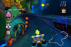 Crash Nitro Kart Screenshot
