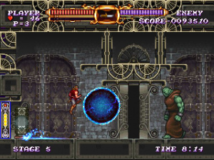 Castlevania The Adventure ReBirth Review - Screenshot 1 of 4