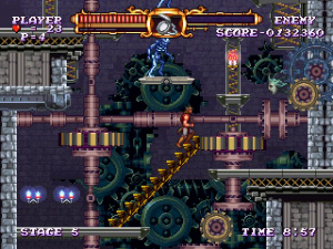 Castlevania The Adventure ReBirth Review - Screenshot 1 of 4