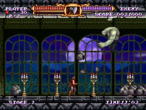 Castlevania The Adventure ReBirth Review - Screenshot 2 of 3