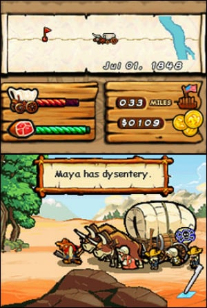 The Oregon Trail Review - Screenshot 2 of 3
