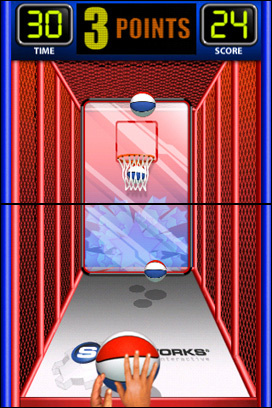 Arcade Hoops Basketball Screenshot