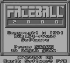 Faceball 2000 Review - Screenshot 5 of 6