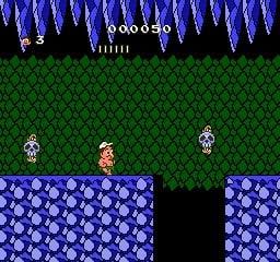 Adventure Island II Screenshot