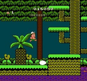 Adventure Island II Review - Screenshot 3 of 3