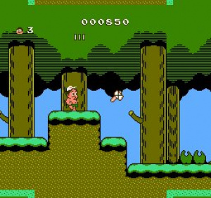 Adventure Island II Review - Screenshot 2 of 3