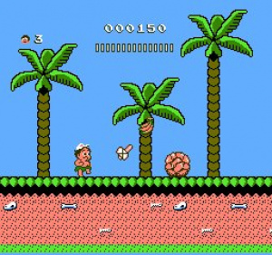 Adventure Island II Review - Screenshot 3 of 5