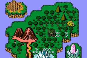 Adventure Island IV Screenshot