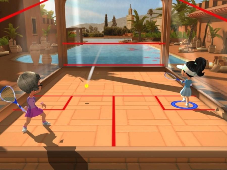 Racquet Sports Screenshot