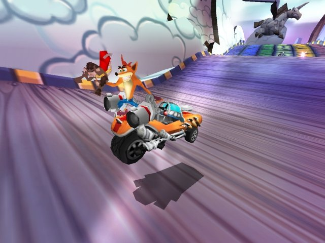 Crash Tag Team Racing Gcn Gamecube News Reviews