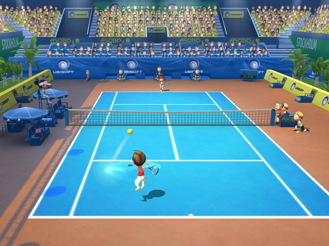 Racquet Sports Screenshot