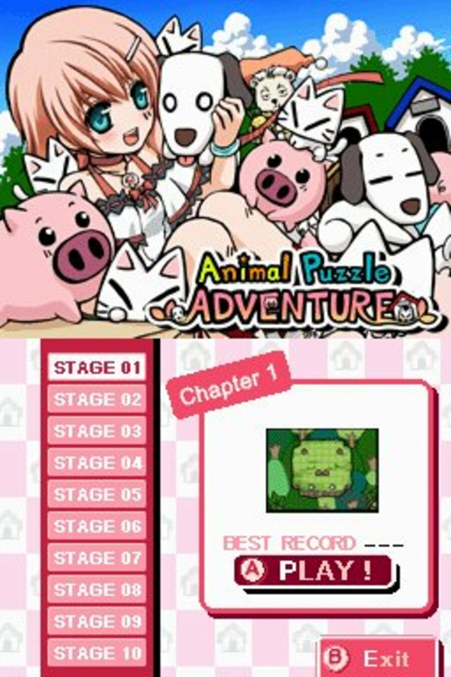 Animal Puzzle Adventure Screenshot