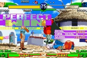 Street Fighter Alpha 3 Review - Screenshot 1 of 7