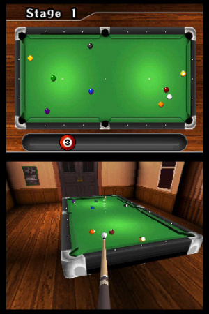 Jazzy Billiards Review - Screenshot 1 of 2