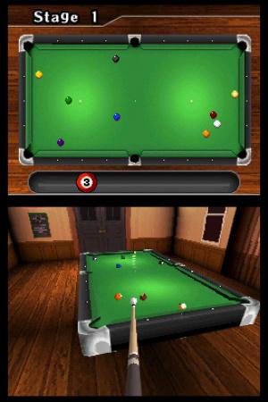 Jazzy Billiards Review - Screenshot 1 of 2