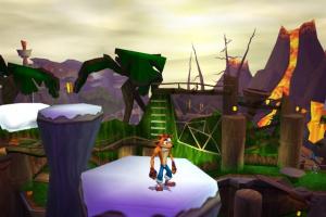 Crash Tag Team Racing Screenshot