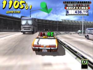 Crazy Taxi Review - Screenshot 2 of 3