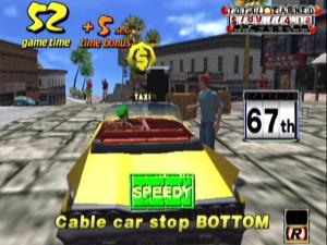 Crazy Taxi Review - Screenshot 1 of 3