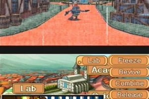 Monster Rancher DS Screenshot