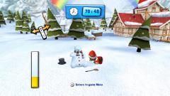 Hubert the Teddy Bear: Winter Games Screenshot