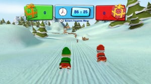 Hubert the Teddy Bear: Winter Games Review - Screenshot 2 of 4