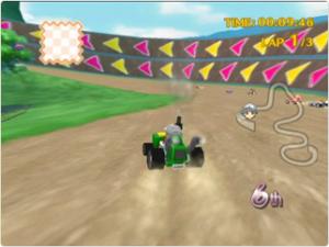 Family Go-Kart Racing Review - Screenshot 3 of 5
