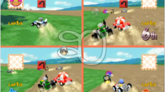 Family Go-Kart Racing Screenshot