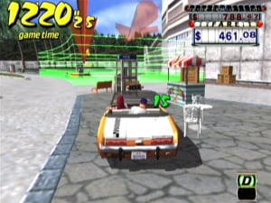 Crazy Taxi Review - Screenshot 1 of 3