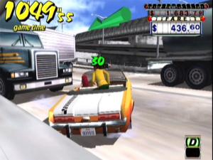 Crazy Taxi Review - Screenshot 3 of 3