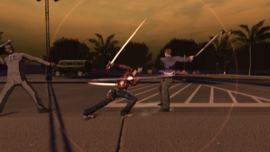 No More Heroes 2: Desperate Struggle Review - Screenshot 3 of 5