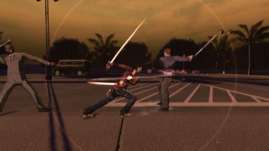 No More Heroes 2: Desperate Struggle Review - Screenshot 4 of 5