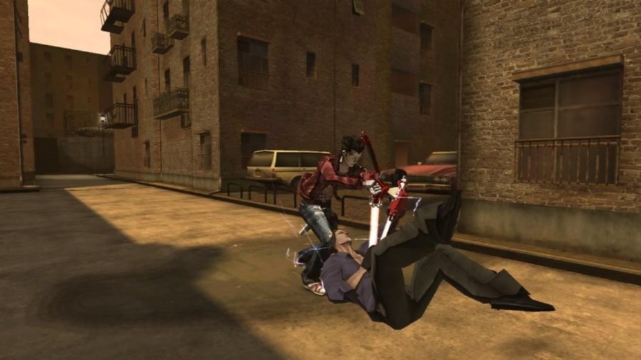 No More Heroes 2: Desperate Struggle Screenshot