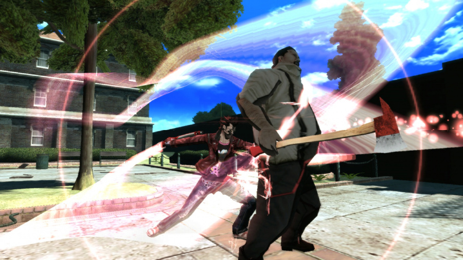 No More Heroes 2: Desperate Struggle Review - Screenshot 5 of 5