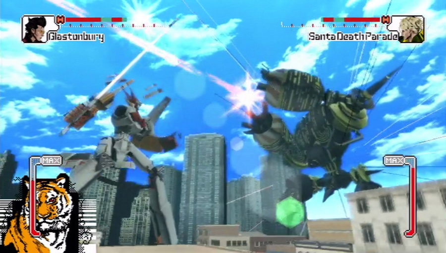No More Heroes 2: Desperate Struggle Review - Screenshot 1 of 5