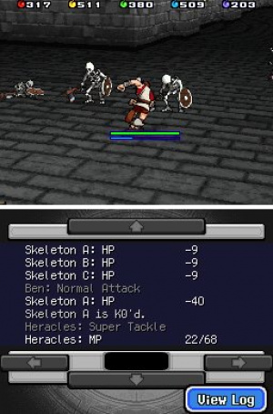 Glory of Heracles Review - Screenshot 2 of 4