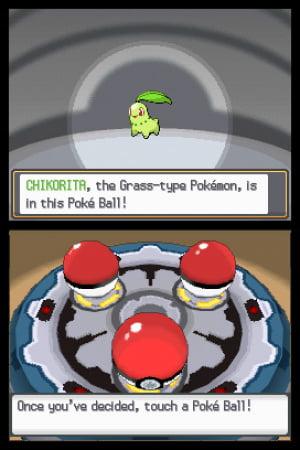Pokémon HeartGold & SoulSilver Review - Screenshot 1 of 3