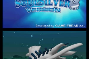 Pokémon HeartGold & SoulSilver Screenshot