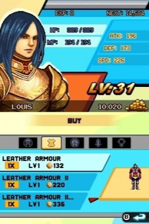 Legends of Exidia Review - Screenshot 1 of 3