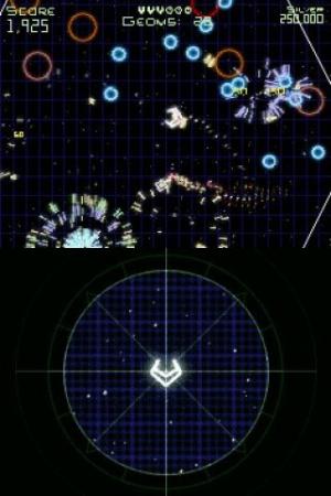Geometry Wars Galaxies Review - Screenshot 1 of 3