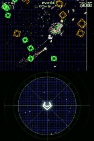 Geometry Wars Galaxies Review - Screenshot 3 of 3