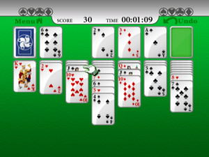 5 in 1 Solitaire Review - Screenshot 4 of 4