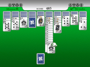 5 in 1 Solitaire Review - Screenshot 3 of 4