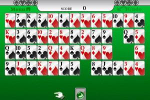 5 in 1 Solitaire Screenshot