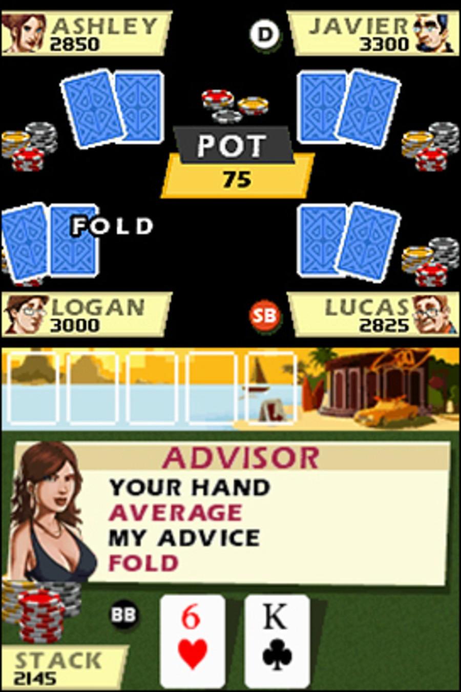 Downtown Texas Hold 'Em Screenshot