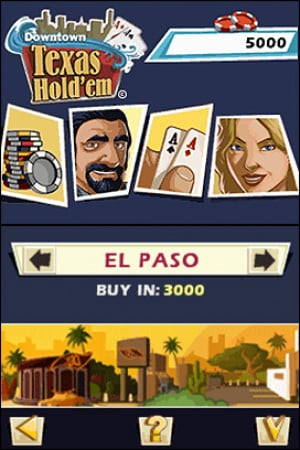 Downtown Texas Hold 'Em Review - Screenshot 2 of 2