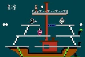 Popeye Screenshot