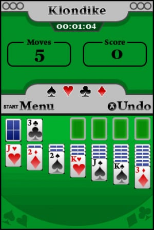5 in 1 Solitaire Review - Screenshot 3 of 3