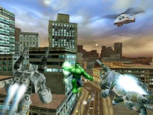 The Incredible Hulk: Ultimate Destruction Review - Screenshot 2 of 6